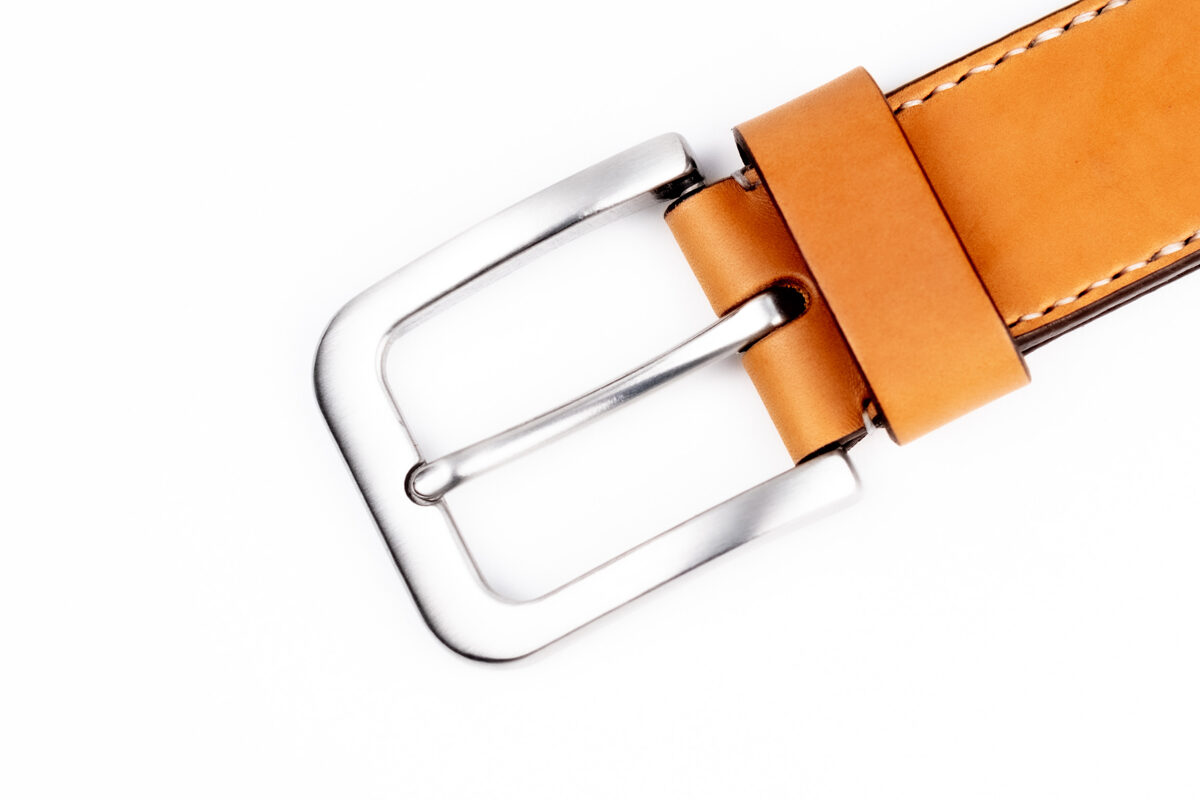 CLASSIC belt (40mm) / Cognac