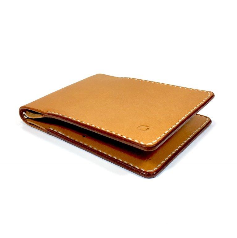 Peněženka Clip / Cognac