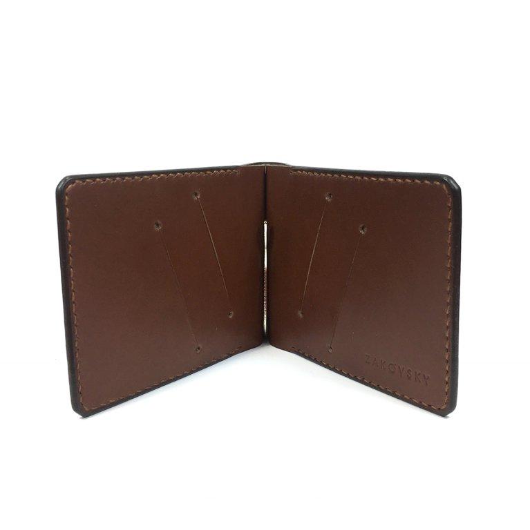 Peněženka Clip / Brown