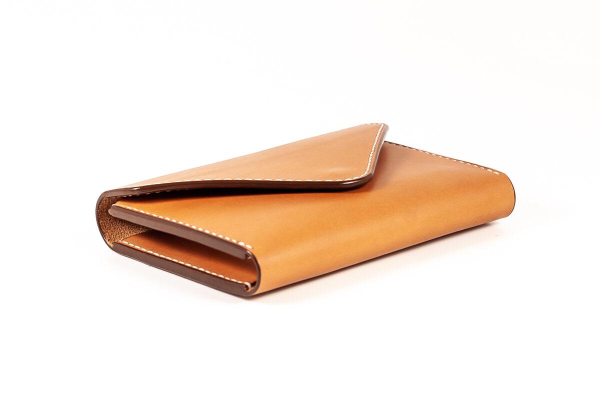 Dámská peněženka Mid (2020) / Cognac